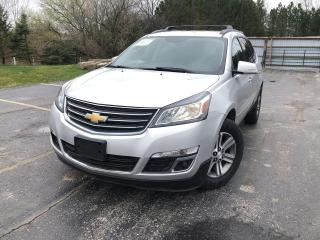 Used 2017 Chevrolet Traverse 2LT 2WD for sale in Cayuga, ON