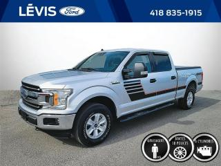 Used 2019 Ford F-150 4WD SuperCrew Box for sale in Lévis, QC