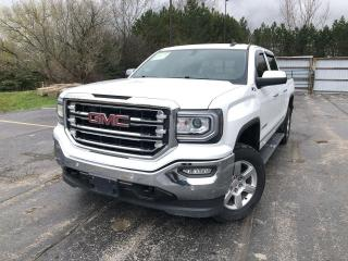 Used 2017 GMC Sierra 1500 SLT CREW Z71 4WD for sale in Cayuga, ON