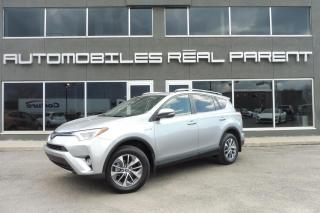 Used 2017 Toyota RAV4 Hybrid AWD LE+ - XLE -TOIT - 27 268 KM - for sale in Québec, QC