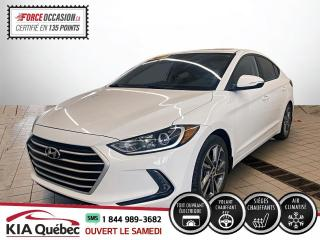 Used 2017 Hyundai Elantra ** GLS *MAGS * TOIT * ANGLES MORTS * CAM for sale in Québec, QC