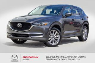 Used 2019 Mazda CX-5 GT AWD GPS Cuir Apple Car play Androit Auto 2019 Mazda CX-5 GT for sale in Lachine, QC