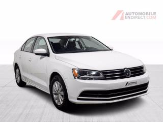 Used 2017 Volkswagen Jetta Trendline + Manuelle A/C Mags Sièges Chauffants for sale in St-Hubert, QC