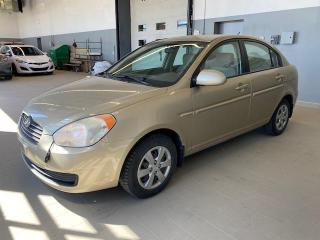 Used 2009 Hyundai Accent Berline 4 portes, boîte automatique - L for sale in Joliette, QC