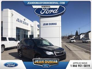 Used 2018 Subaru Forester MODÈLE TOURING 2.5 I 4X4 TOIT PANORAMIQU for sale in Roberval, QC