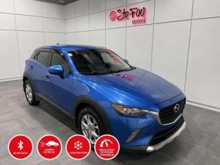 Used 2017 Mazda CX-3 GS - AWD - SIÈGES CHAUFFANTS for sale in Québec, QC