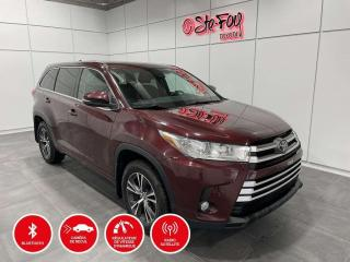 Used 2018 Toyota Highlander LE - AWD - GROUPE COMMODITÉ for sale in Québec, QC