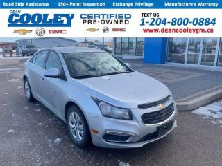 Used 2016 Chevrolet Cruze Limited LT for sale in Dauphin, MB