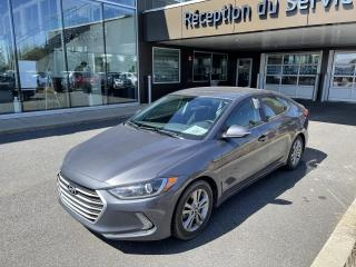 Used 2017 Hyundai Elantra GL AUTOMATIQUE CAMERA RECUL AIR CLIMATISE for sale in Ste-Julie, QC