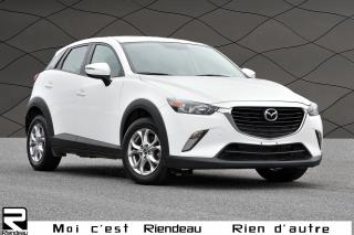 Used 2017 Mazda CX-3 GS AWD TOIT OUVRANT CAMERA RECUL A/C for sale in Ste-Julie, QC