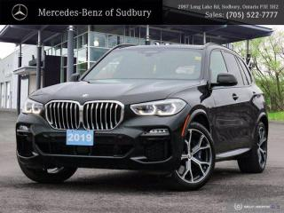 Used 2019 BMW X5 xDrive50i - ONE OWNER ! for sale in Sudbury, ON
