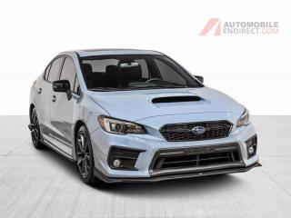Used 2019 Subaru WRX SPORT TECH AWD EDITION RAIU for sale in St-Hubert, QC
