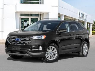 New 2021 Ford Edge Titanium for sale in Oakville, ON