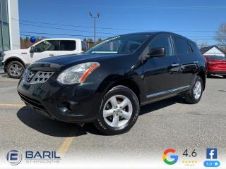Used 2013 Nissan Rogue 4 portes S, Traction avant for sale in St-Hyacinthe, QC