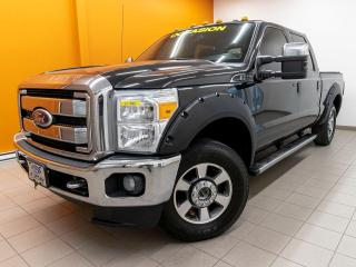 Used 2011 Ford F-250 LARIAT 4X4 CAMÉRA SIÈGES CHAUFF / VENTILÉS *CUIR* for sale in Mirabel, QC