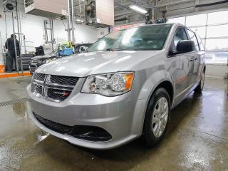 Used 2017 Dodge Grand Caravan SE CLIMATISEUR *BAS KILOMÉTRAGE* for sale in Mirabel, QC