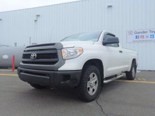 Used 2015 Toyota Tundra SR for sale in Gander, NL