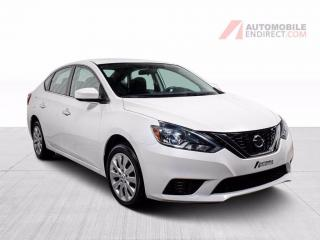 Used 2017 Nissan Sentra SV Auto A/C Sièges Chauffants Caméra Bluetooth for sale in St-Hubert, QC