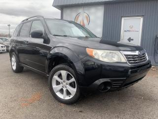 Used 2010 Subaru Forester ***AWD,X SPORT,MAGS,BIEN ÉQUIPÉ*** for sale in Longueuil, QC