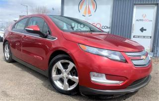 Used 2012 Chevrolet Volt ***AUTOMATIQUE,CUIR,MAGS,AUBAINE*** for sale in Longueuil, QC
