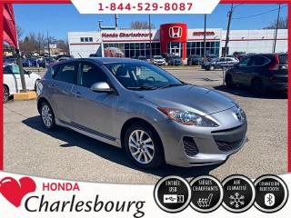 Used 2013 Mazda MAZDA3 Sport GS-SKY **67 477 KM** for sale in Charlesbourg, QC