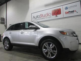 Used 2014 Ford Edge LIMITED V6 AWD **NAVI**CUIR**TOIT PANO** for sale in Mirabel, QC