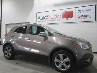 Used 2014 Buick Encore AWD**CAMERA RECUL**A/C for sale in Mirabel, QC