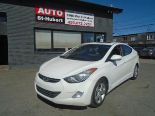Used 2013 Hyundai Elantra GLS ** 133 000 KM ** for sale in St-Hubert, QC