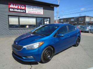 Used 2014 Kia Forte EX for sale in St-Hubert, QC