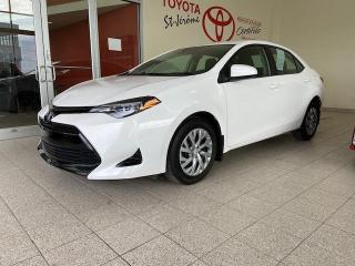 Used 2018 Toyota Corolla * LE * CAMÉRA DE RECUL *  BAS KILOMETRAGE * for sale in Mirabel, QC