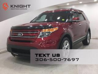 Used 2015 Ford Explorer Limited 4x4 | Leather | Navigation | for sale in Regina, SK