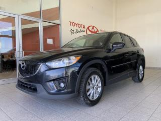 Used 2015 Mazda CX-5 * AWD * GS * TOIT OUVRANT * MAGS * BLUETOOTH * for sale in Mirabel, QC