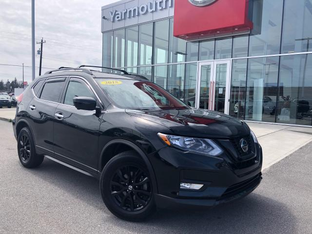 2018 Nissan Rogue SV MIDNIGHT NO OPTION