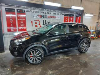 Used 2018 Kia Sportage EX AWD CUIR CAMÉRA BLUETOOTH SIEGE CHAUFFANT for sale in Blainville, QC
