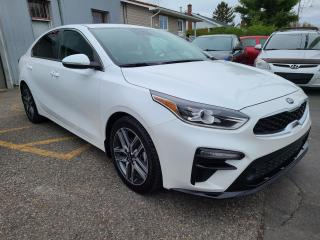 Used 2019 Kia Forte EX+ VOLANT CHAUFFANT *CAMERA DE RECUL *BAS MILLAGE for sale in Mcmasterville, QC
