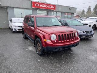 Used 2011 Jeep Patriot FWD 4dr North PNEUS HIVER ÉTÉ SUR ROUES for sale in Mcmasterville, QC