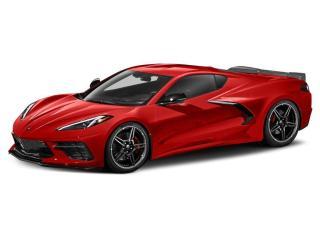 New 2021 Chevrolet Corvette Stingray for sale in Brampton, ON