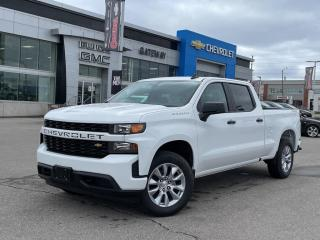 New 2021 Chevrolet Silverado 1500 Custom for sale in Brampton, ON
