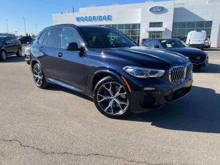 Used 2019 BMW X5 xDrive40i PREMIUM ENHANCED PKG., M SPORT PKG., DRIVER ASSISIT PKG., NO ACCIDENTS for sale in Calgary, AB