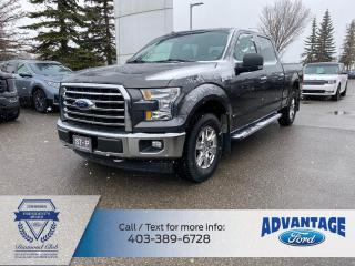 Used 2017 Ford F-150 XLT TRAILER TOW - NAVIGATION for sale in Calgary, AB