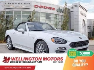 New 2020 Fiat 124 Spider Lusso for sale in Guelph, ON