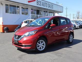 Used 2019 Nissan Versa Note SV for sale in Vancouver, BC