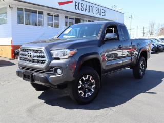 Used 2016 Toyota Tacoma TRD for sale in Vancouver, BC