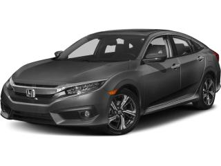 Used 2018 Honda Civic Touring GPS NAVIGATION | HONDA SENSING TECHNOLOGIES | APPLE CARPLAY™ & ANDROID AUTO™ for sale in Cambridge, ON