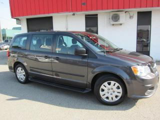 Used 2016 Dodge Grand Caravan $17,995+HST+LIC FEE / 5000 KMS FROM NEW / CLEAN CARFAX for sale in North York, ON