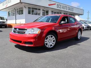 Used 2013 Dodge Avenger for sale in Vancouver, BC