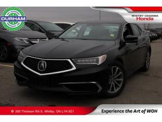 Used 2019 Acura TLX Tech Sedan for sale in Whitby, ON