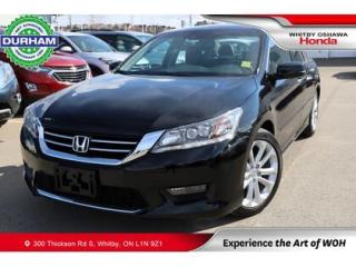 Used 2014 Honda Accord Touring V6 | Automatic for sale in Whitby, ON