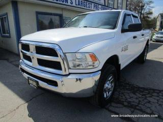 Used 2014 Dodge Ram 2500 3/4 TON DIESEL SXT EDITION 6 PASSENGER 6.7L - CUMMINS.. 4X4.. CREW-CAB.. SHORTY.. TRAILER BRAKE.. BACK-UP CAMERA.. BLUETOOTH SYSTEM.. for sale in Bradford, ON