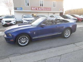 Used 2014 Ford Mustang V6 Premium for sale in Waterloo, ON